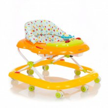 Ходунки Mioobaby Learn and Fun XA50 orange-green