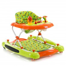Ходунки Mioobaby Baby Walkers XA80 orange
