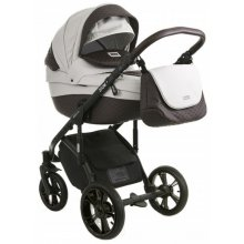 Коляска 2в1 Mioobaby Zoom Designo Brown/Stone