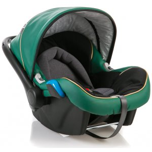 Автокресло Mioobaby Zoom Gold Edition Emerald/Gold