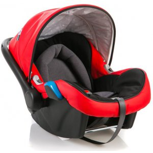 Автокресло Mioobaby Zoom Black Edition Red