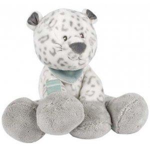 Мягкая игрушка Nattou леопард Лея, 24 см