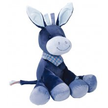 Мягкая игрушка Nattou ослик Алекс, 75 см