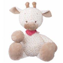 Мягкая игрушка Nattou жираф Шарлота, 75см