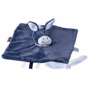Мягкая игрушка-кукла Nattou ослик Алекс