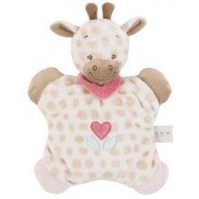 Мягкая игрушка-подушка Nattou жираф Шарлота