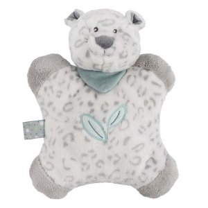 Мягкая игрушка-подушка Nattou леопард Лея