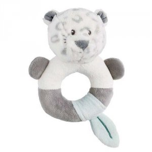 Погремушка Nattou клеопард Лея