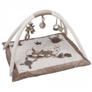 Развивающий коврик с дугами Nattou Макс, Ноа и Том