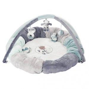 Развивающий коврик с дугами и подушками Nattou Лулу, Лея и Ипполит