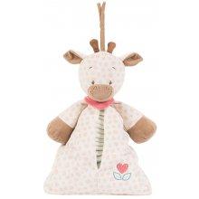 Мягкая игрушка Nattou Сумка для подгузников жираф Шарлота