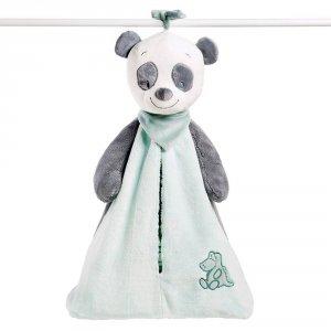 Мягкая игрушка Nattou Сумка для подгузников пандочка Лулу