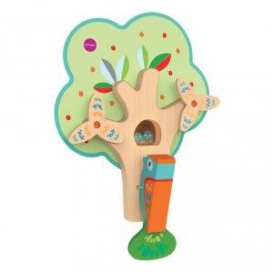 Настенная игрушка Oribel Veritiplay Занятый Дятел