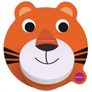 Настенная игрушка Oribel Veritiplay Молоточек Тигр