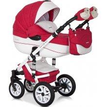 Коляска 2в1 Riko Brano Ecco Sport Red