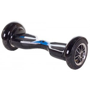 Гироскутер Smart Balance HoverBot - 10 LED, Black-blue