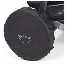 Комплект защитных чехлов на колеса коляски Teutonia