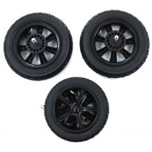 Комплект колес Valco Baby Sport Pack Snap 3 Trend Black