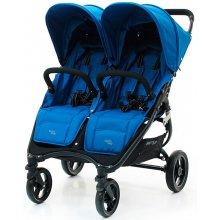 Прогулочная коляска для двойни Valco Baby Snap Duo / Ocean Blue
