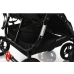 Прогулочная коляска для двойни Valco Baby Snap Duo Deep Purple
