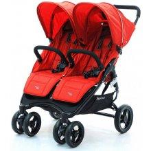 Прогулочная коляска для двойни Valco Baby Snap Duo Carmine Red