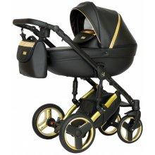 Коляска 2в1 Verdi Mirage Eco Premium Gold II