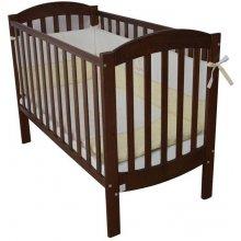 Детская кроватка Верес Соня ЛД10 Эконом, Орех