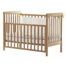 Детская кроватка Верес Соня ЛД12 на ножках, Бук