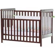 Детская кроватка Верес Соня ЛД12 на ножках, Орех