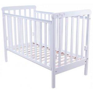Детская кроватка Верес Соня ЛД12 на ножках, Белая