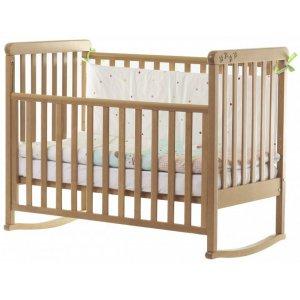Детская кроватка Верес Соня ЛД12 Лапки, Бук