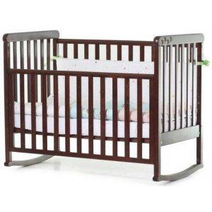 Детская кроватка Верес Соня ЛД12 Лапки, Орех
