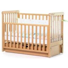 Детская кроватка Верес Соня ЛД12, Бук