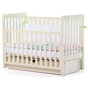 Детская кроватка Верес Соня ЛД12, Слоновая кость