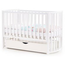 Детская кроватка Верес Соня ЛД14, Белый