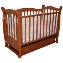 Детская кроватка Верес Соня ЛД15, Ольха