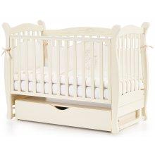 Детская кроватка Верес Соня ЛД15, Слоновая кость