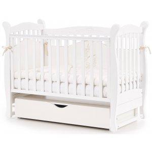 Детская кроватка Верес Соня ЛД15, Белая