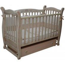 Детская кроватка Верес Соня ЛД15, Патина дуб молочный