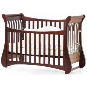 Детская кроватка Верес Соня ЛД20, Орех
