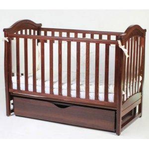 Детская кроватка Верес Соня ЛД3, Орех