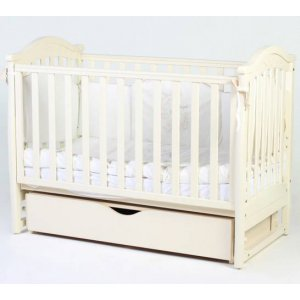 Детская кроватка Верес Соня ЛД3, Слоновая кость