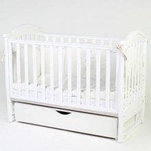 Детская кроватка Верес Соня ЛД3, Белый