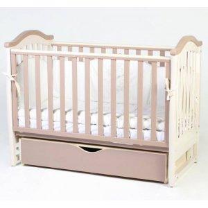Детская кроватка Верес Соня ЛД3, Капучино