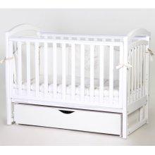 Детская кроватка Верес Соня ЛД6, Белый