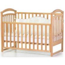 Детская кроватка Верес Соня ЛД6 без ящика, Бук
