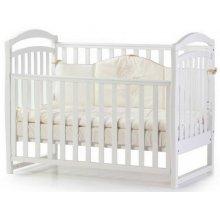 Детская кроватка Верес Соня ЛД6 без ящика, Белый