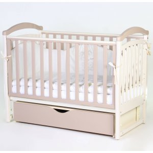 Детская кроватка Верес Соня ЛД6, Капучино