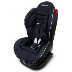Автокресло Welldon Smart Sport Isofix Черный