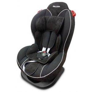 Автокресло Welldon Smart Sport Черный